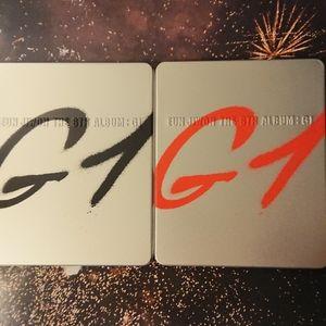 EUN JIWON 6th Mini Album G1